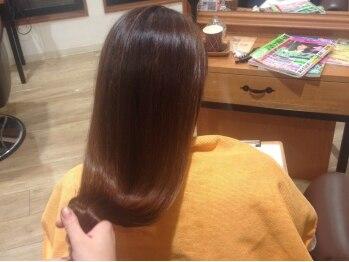 """ヘアーガーデンリプレイ(Hair Garden REPLAY)の写真/貴女の髪のお悩み、その原因は?【REPLAY】の『技術×知識』と『キラ水×oggi otto』で""""美髪""""を叶える♪"""