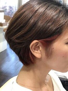 アトリエ モーリスヘアー 巣鴨店の写真/丁寧なカウンセリングであなただけのスタイルをご提案♪ダメージレスでしっとりとした艶髪を叶えます!