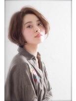 ミンクス ハラジュク(MINX harajuku)【MINX藤田昂補】骨格が綺麗に見えるショートボブ
