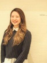 アロマヘアールーム 新宿店(AROMA hair room)設楽 智子