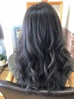 ヘアー ワンアビル(Hair One Abile)デザインカラー