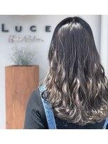 ルーチェ ヘアサロン(Luce hair salon)外国人風グラデーションカラー