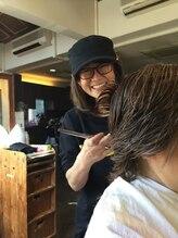 ヘアー クレアシオン 髪工房(Hair Creation)MACO