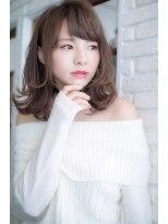 ロンド フィーユ(Lond fille)【Lond fille】オトナ女子の簡単オシャレモテヘア☆