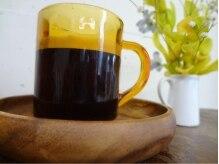パーマ屋カラフルの雰囲気(美味しいコーヒーでくつろいで。)