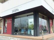 ゼスパ(ZESPA)の雰囲気(ガラス張りのオシャレな雰囲気♪)