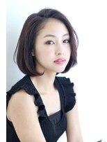 サンク ドリームプラザ店(CINQ)【CINQ】大柳 大人綺麗なシンプルボブ