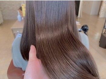 オリーブ ヘアー フィール(OLIVE hair feel)の写真/全国で選ばれたサロンしか取り扱えないOggiOtto取扱店☆なりたい髪質に合わせたトリートメントも充実!!