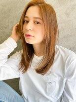 エイチスタンド 渋谷(H.STAND)[H.STAND 渋谷]くびれミディ/前髪/髪質改善/サイエンスアクア