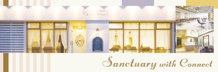 サンクチュアリ(Sanctuary wity connect)のサロンヘッダー