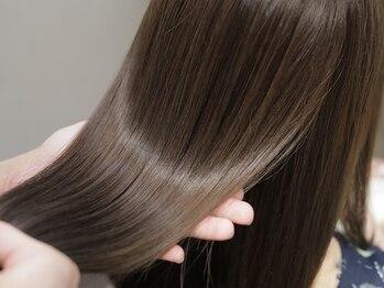 """アフロート ディル(AFLOAT D'L)の写真/365日""""美しい髪""""で,より魅力的な貴女へ…♪AFLOAT独自の豊富なMENUからオーダーメイドの本格髪質改善ケアを"""