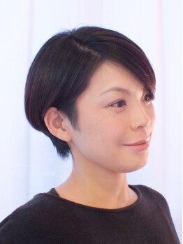 クルール エム(couleur M)の写真/数々のアーティスト、著名人のヘアを担当してきたハイキャリアStylistの技術を、この価格で!