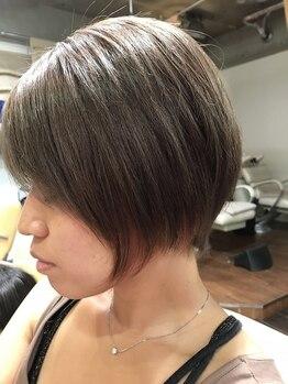 アトリエ モーリスヘアー 巣鴨店の写真/髪質や頭皮状態の変化が気になりだした方へ★様々な髪の悩みに対応するずっと通い続けられるサロン♪