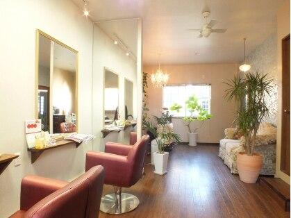 ヘアーサロン アンジュロ(hair salon angelo)の写真