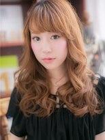 *+COVER HAIR+*…女らしさとこなれムード☆なロングa