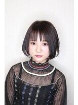 ヘアークリニック ラクシア 石巻(Hair Clinic LAXIA Ishinomaki)ミニボブ
