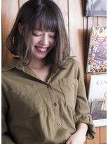 ヘアサロン リコ(hair salon lico)☆フェアリーウェーブボブ☆【hair salon lico】03-5579-9825
