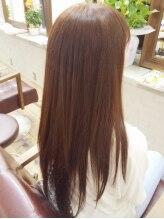 リオール(hair relaxation Re'all)ロングストレート