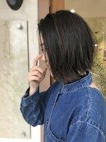 マイ ヘア デザイン(MY hair design)柔らかボブ【堀研太】