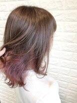 ニューヨークニューヨーク 河原町三条店(NYNY)inner color × pink
