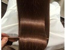 美髪の改善専門店ラルーチェ(La Luce)の雰囲気(やばトリで至福の手触りと天使の輪っかを手に入れましょう!)