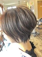 ヘアースペース サイ(Hair Space SAI)グラデーションボブ