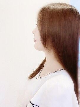 オラボ(olabo)艶髪ストレート♪