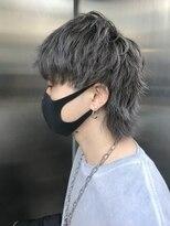 《Kaito》マッシュウルフ × シルバーグレージュ☆