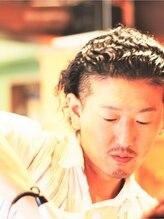 ヘアーブランド ゴップリン(hair brand GOPLIN)信田 健悟