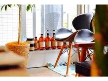 ワフト 千葉店(Hair Design Waft)の雰囲気(待ち合いスペースです。キッズスペースも別に有ります。)
