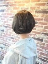 ヘアメイク オブジェ(hair make objet)ふわふわボブ