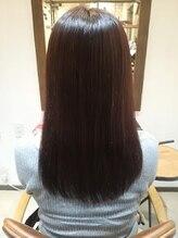 アメイロ ヘアープラスカフェ(ameiro hair+cafe)ameiro髪質改善カラーエステ