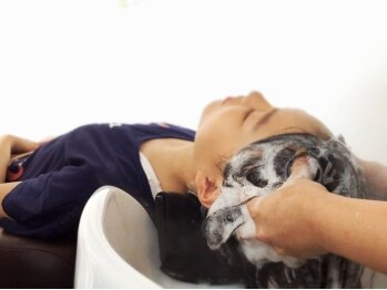ココエ ヘアアンドリラックス(cocoe Hair&Relax)の写真/【新次元サロンヘッドスパ】今も10年後もずっとヘアデザインを楽しむために…。