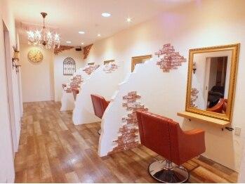 ルテラ(Lutella)の写真/居心地の良さにこだわったサロン…完全個室と半個室の贅沢空間がたまらない☆マツエクもできちゃう!