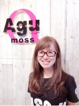 アグ ヘアー モス 中央林間店(Agu hair moss by alice)田中 美穂
