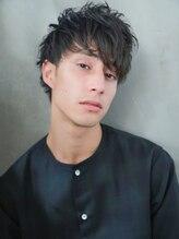 ノエル(hair design Noel)【noel】束感マッシュ×クラウド