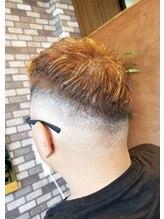 髪切屋 寿スキンフェード