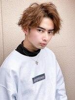 アグ ヘアー ルノン 八戸石堂店(Agu hair lunon)《Agu hair》センターパートルーズウェーブ