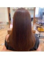 エスアール 真美ケ丘店(SR)驚異の艶髪へ【酸性ストレート】サラサラ・まとまる髪に