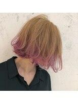 春カラー★ピンクグラデーション【ADOR*HIRO】