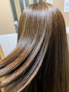 キラリ(Kirari)の写真/サラサラな指通りを目指す方・しっとりとまとまりのある髪を目指す方等、お悩みに合わせたトリートメント♪