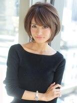 アフロート ディル(AFLOAT D'L)《AFLOAT裕二朗》大人女性、ミセス世代に支持◎髪型ショート83