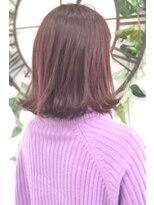 ヘアーサロン エール 原宿(hair salon ailes)(ailes原宿)style304 デザインカラー☆ストロベリーピンク