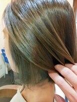 リーフ ヘア(Lief hair)FUSIONIST インナーグレー