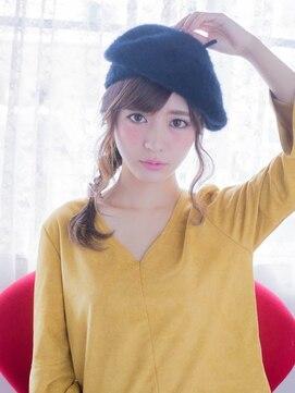 オジコ(ojiko)☆月曜日営業☆ojiko.大人可愛いベレーアレンジ