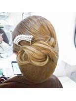桜GINZA 2和髪