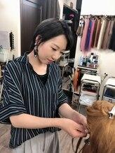 ヘアー クリエイション アミー あびこ店(Hair Creation ami)藤本 真由