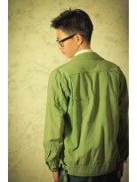 オゥルージュミュゼ(Aurouge)【aurouge musee 加藤隼】 CITYBOY STREETMIX 刈り上げ 七三