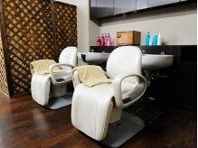 ヘアーサロン フェデルタ(Hair Salon Fedelta)の雰囲気(広々とした店内でゆったりと施術を受けて頂けます♪)