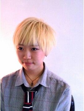 ヘアーカーブ(haircarve)haircarve秋冬・ハイカラーcool!・ボブ